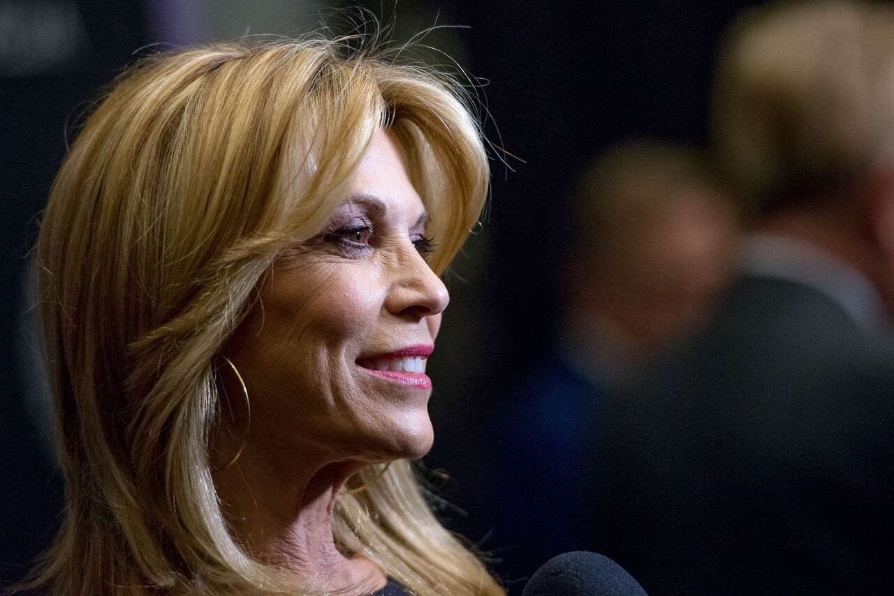 Vanna White attends The Paley Center For Media Presents: Wheel Of Fortune: 35 Years.   Source: Getty Images