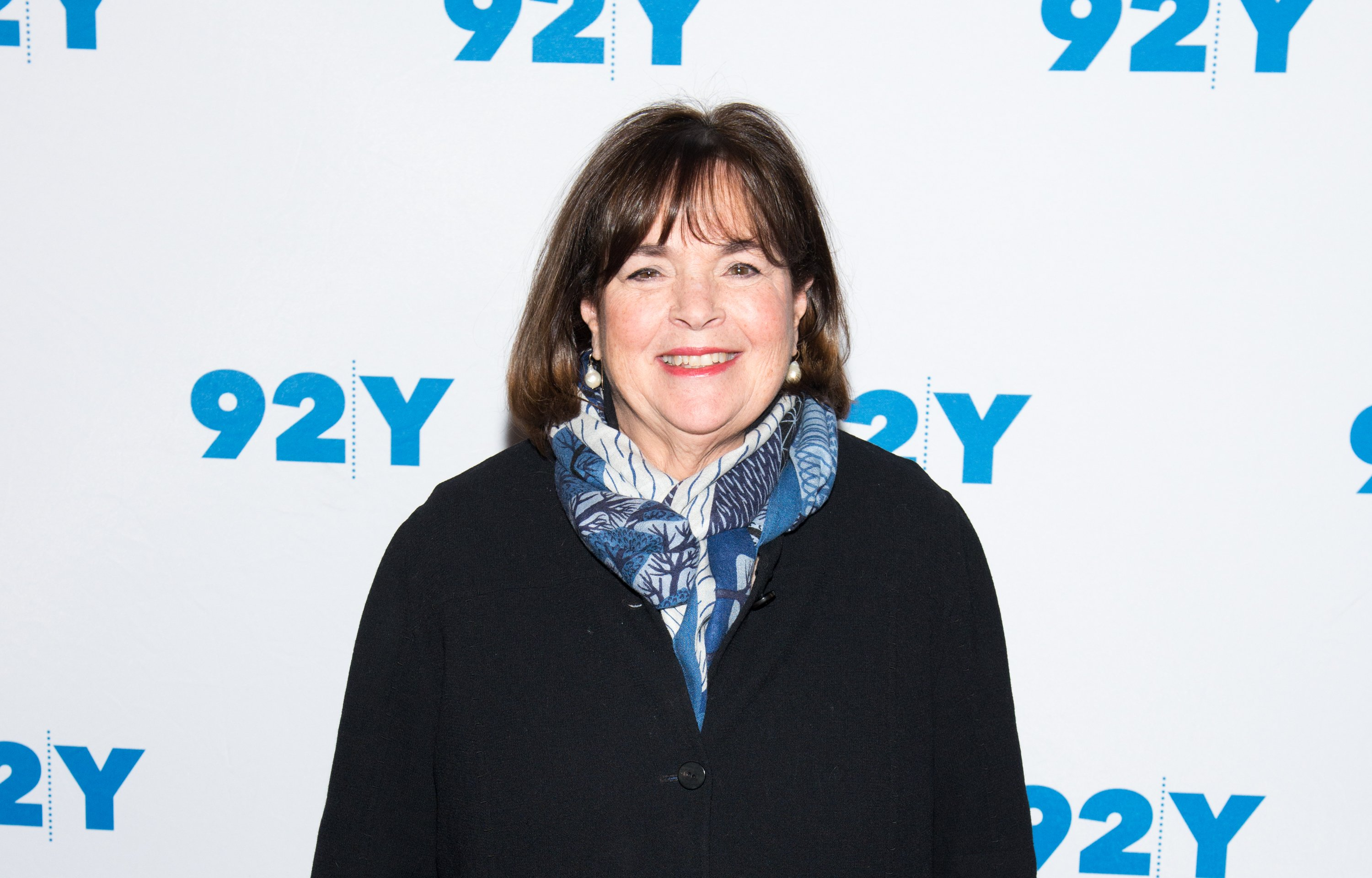 Ina Garten attends Ina Garten in Conversation with Danny Meyer at 92nd Street Y on January 31, 2017 in New York City | Photo: Getty Images