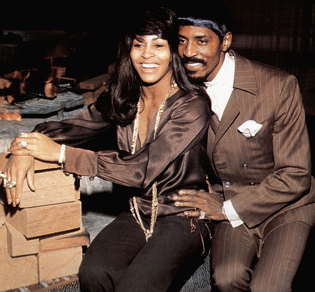 Photo of Ike Turner and Tina Turner taken in January 1966. | Source: Getty Images