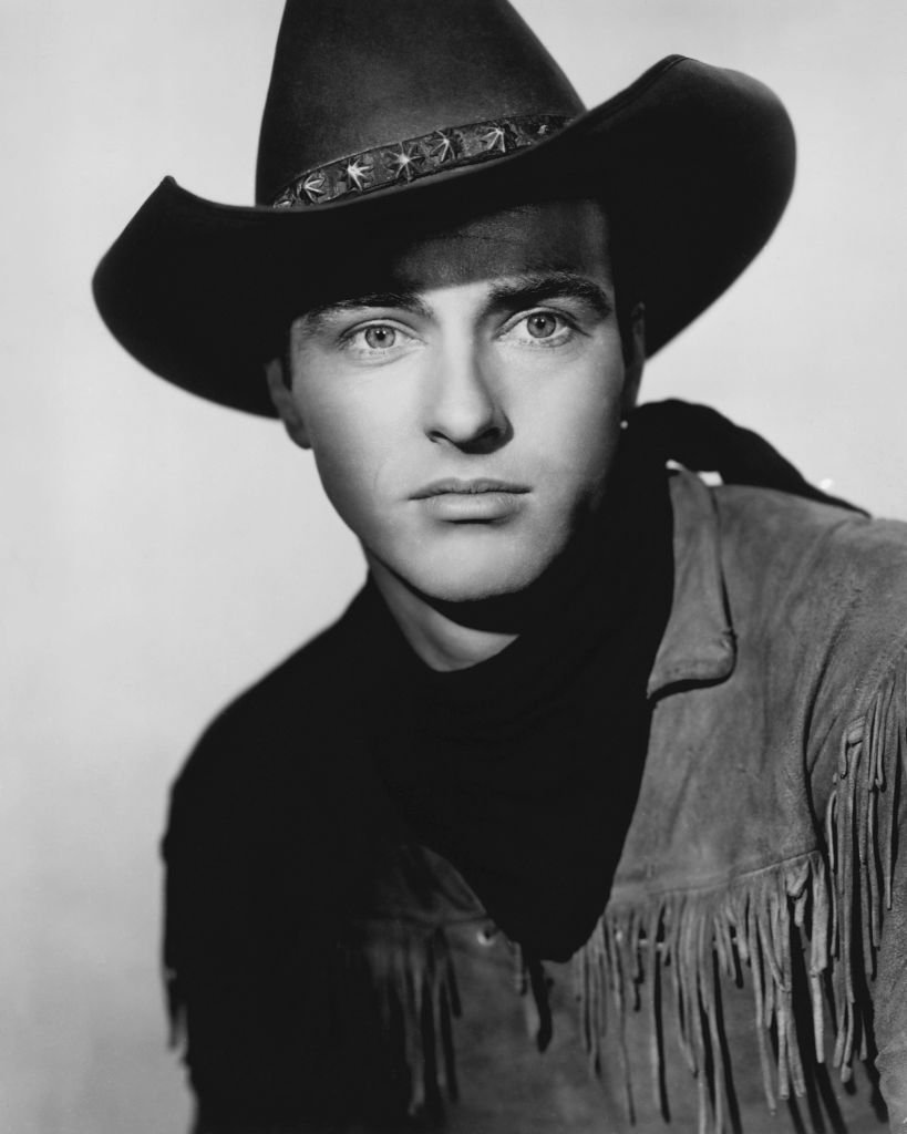 """A portrait of Montgomery Clift acting as Matt Garth in the western film """"Red River"""" on 01 January, 1948   Photo: Getty Images"""