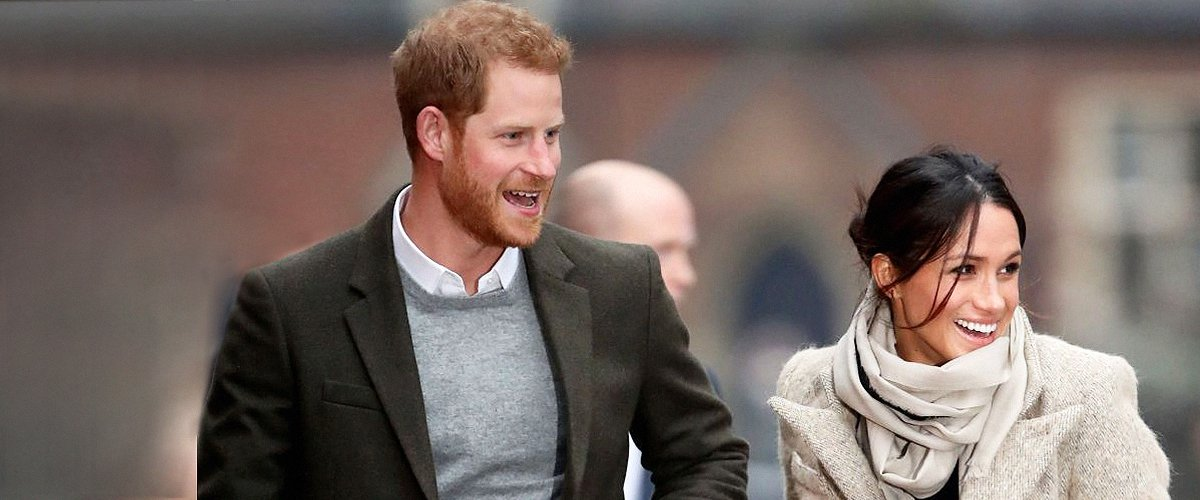 Meghan Markle & Prince Harry Speak Out for the First Time After Welcoming Baby Daughter