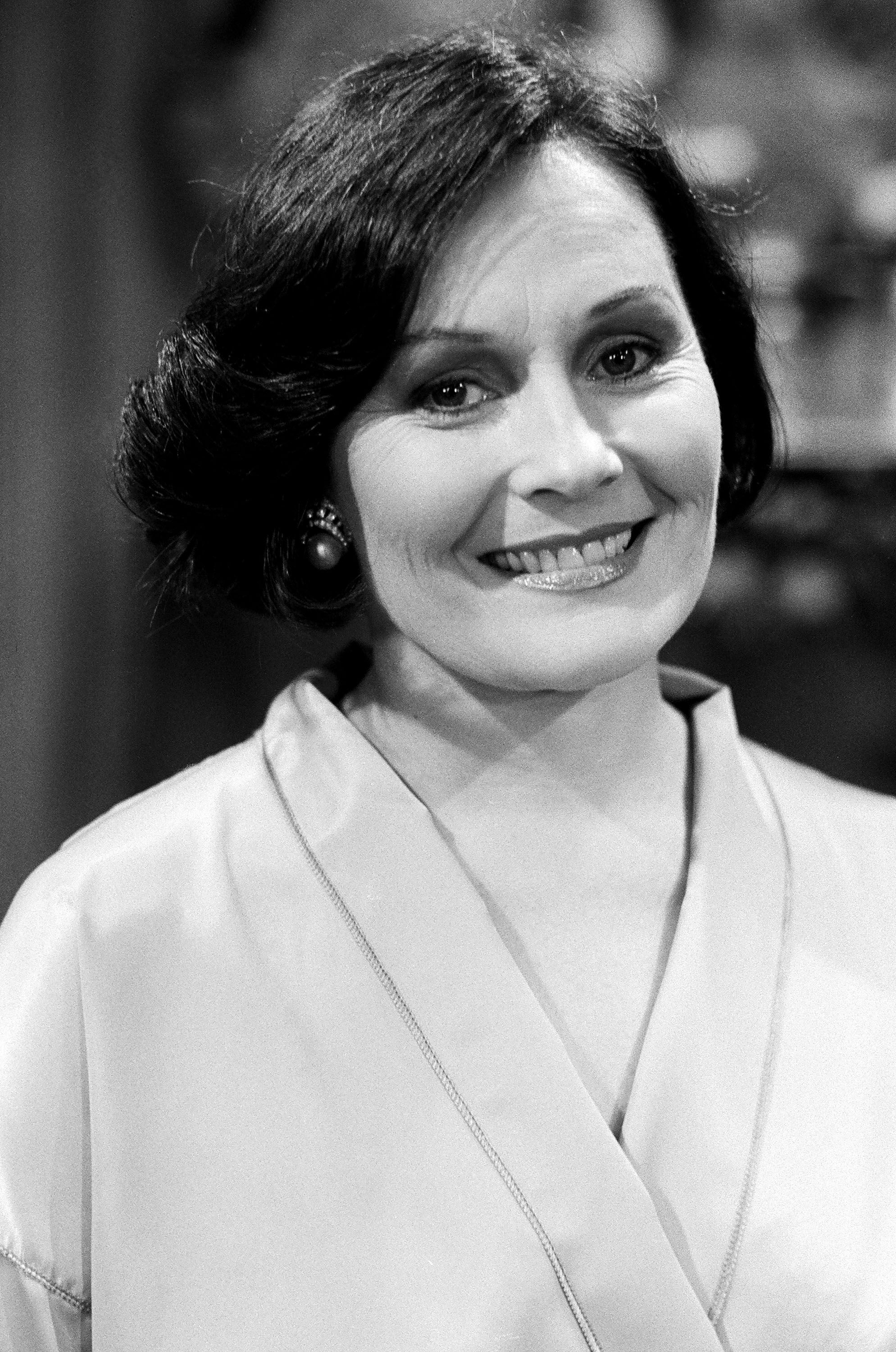 """A Friend in Deed"" Episode 4 -- Pictured: Marj Dusay as Monica Warner 