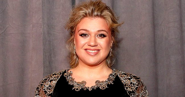 Kelly Clarkson Stuns with New Blonde Look in 'Voice' Video Welcoming New Coach Nick Jonas