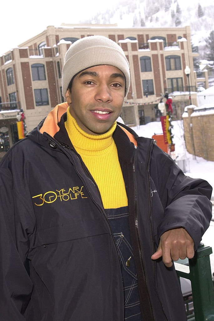 """Allen Payne from """"30 Years To Life""""  at Sundance 2001 Portraits session in Park City, Utah on January 25, 2001   Photo: Getty Images"""