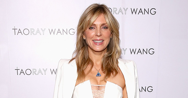 Donald Trump's Ex-Wife Marla Maples Shares Favorite Kundalini Yoga Posture in a Vacation Video from Mallorca