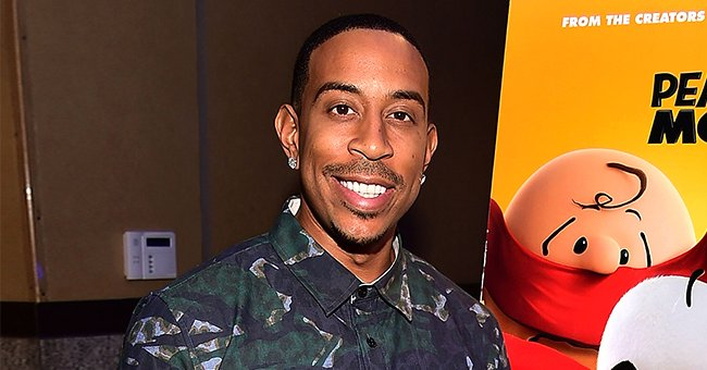 Get a Glimpse of Ludacris' Lavish Life as He Poses in a Custom Car Bopping up and down (Video)