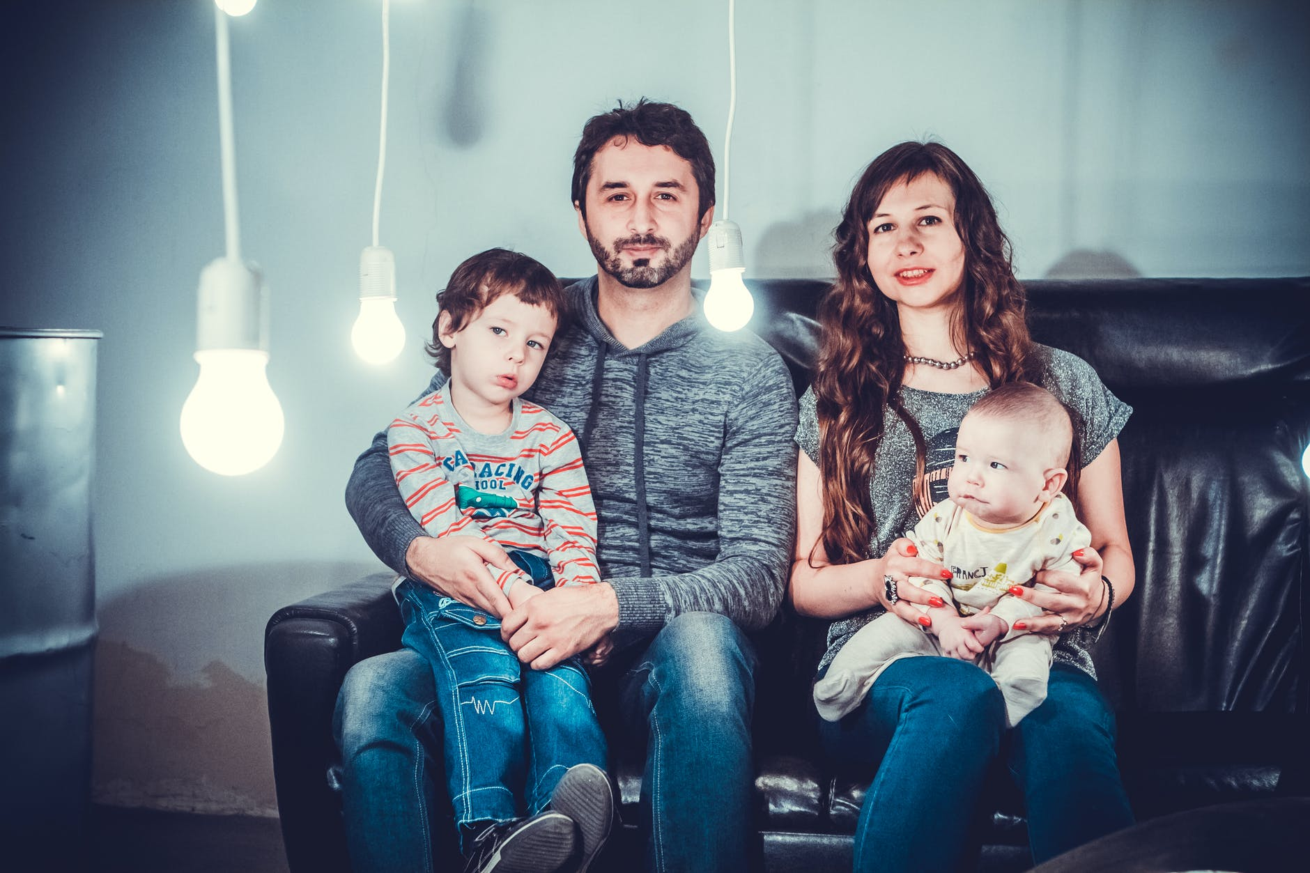 We were delighted with our new family.   Source: Pexels