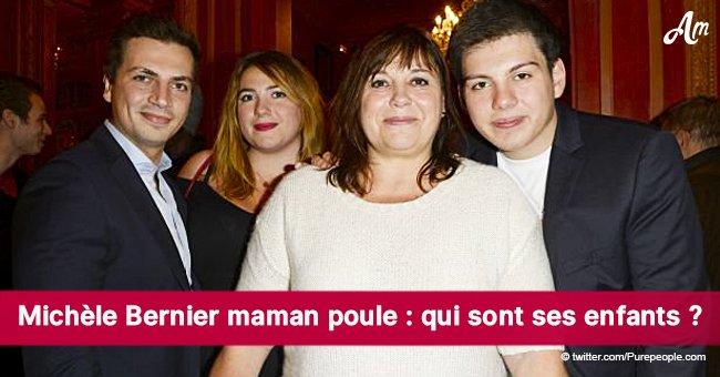 Michèle Bernier: qui sont ses enfants?