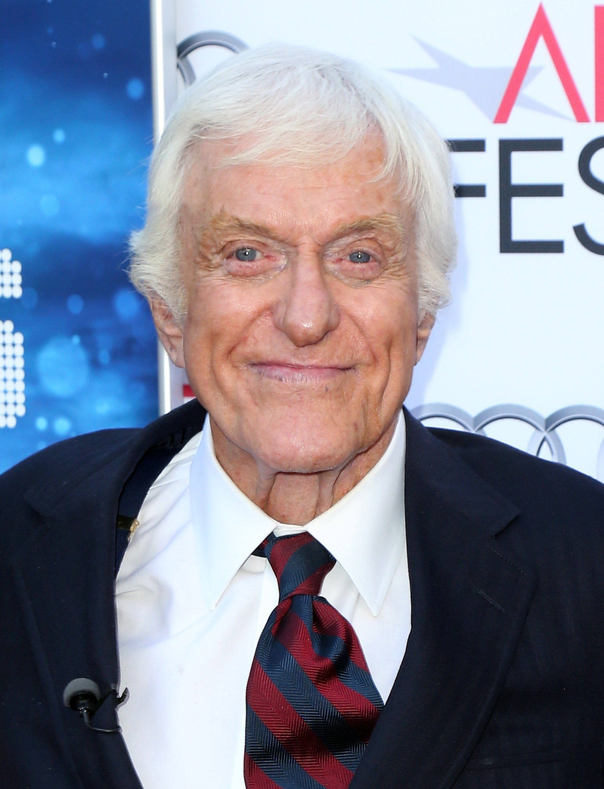 Dick Van Dyke attends the AFI Fest 2013 in Hollywood, California on November 9, 2013 | Photo: Getty Images