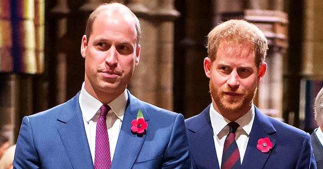 Page Six: Prince Harry & William Have Opened Communication Channels Following Oprah Tell-All