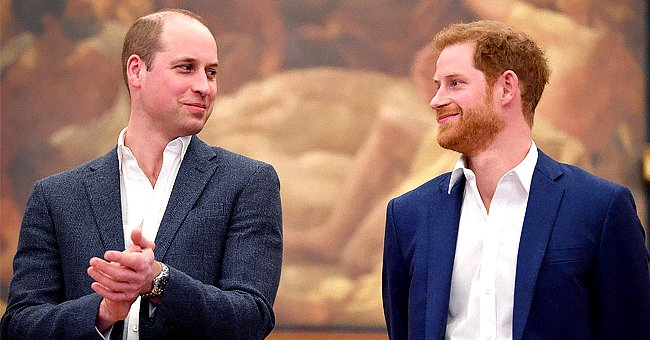 ET Online: Prince William Is Terribly Unsettled after Prince's Harry Revelation to Gayle King