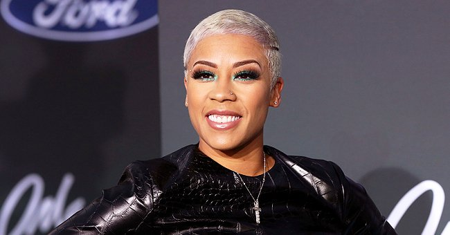 Keyshia Cole Gushes over Being a Mom after Parent Day at Son Daniel's School