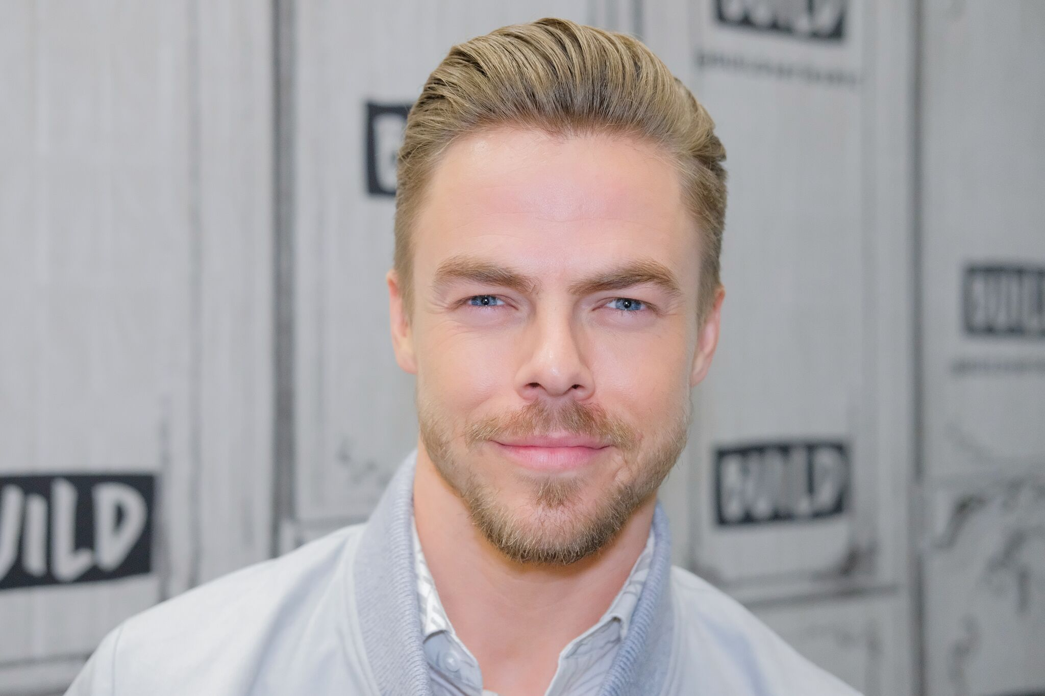 Professional dancer Derek Hough discusses the new show, 'World of Dance', at Build Studio on June 5, 2017 | Photo: Getty Images