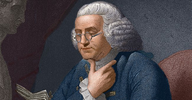Daily Joke: Funny Benjamin Franklin Thought-Provoking Quotes