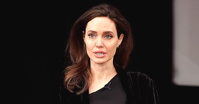 Angelina Jolie Opens up about Losing Mom Marcheline Bertrand