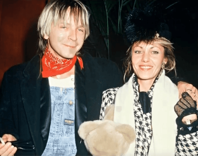 Renaud et Dominique   Source : Youtube / Celebrity News