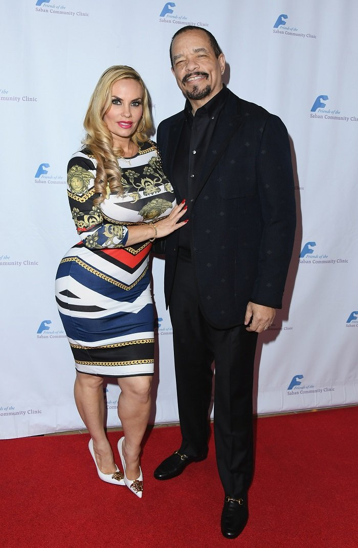 Ice-T and wife Coco I Image: Getty Images