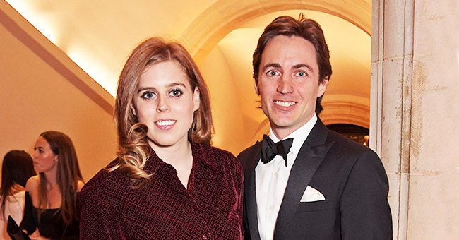 Princess Beatrice Gives Glimpse of Home Where She Quarantines with Fiancé (Video)