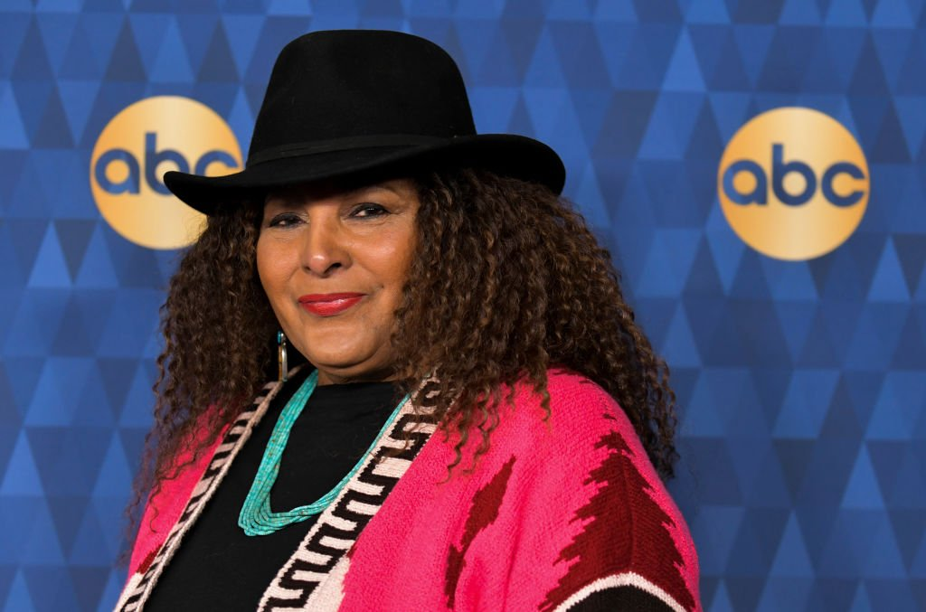 Pam Grier at the ABC Television Winter Press Tour, January 2020 | Source: Getty Images