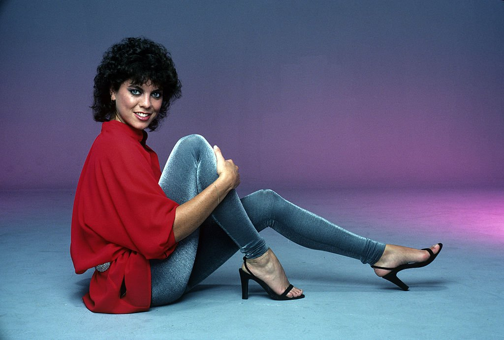 Erin Moran poses for Walt Disney Television in 1983   Source: Getty Images