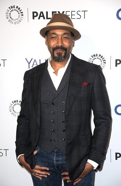"Jesse L. Martin participates in The Paley Center For Media's 32nd Annual PALEYFEST LA featuring The CW's ""Arrow"" and ""The Flash"" held at The Dolby Theater on March 14, 2015 