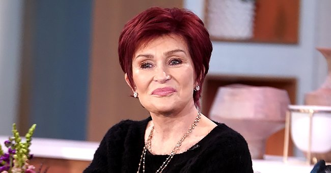 See Video Former Co-host Sharon Osbourne Posted the Day 'The Talk' Returned On Air without Her