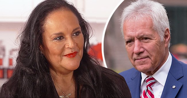 See How Jayne Kennedy Honored UNCF Annual Telethon Co-host Alex Trebek on His 80th Birthday