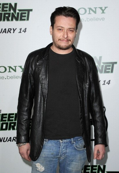 Edward Furlong arrives at Columbia Pictures' 'The Green Hornet' premiere at Graumans Chinese Theatre on January 10, 2011, in Hollywood, California. | Source: Getty Images.