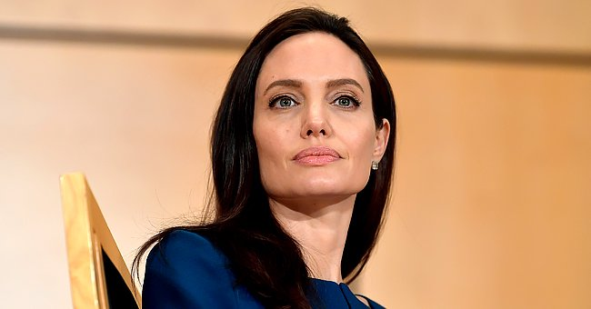 Angelina Jolie Talks about Daughter Zahara's Post-surgery Struggles Because of Her Color