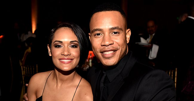 Trai Byers & Grace Gealey of 'Empire' Celebrate 4th Wedding Anniversary With a Touching Post
