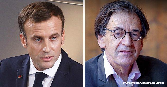 Emmanuel Macron montre pour une fois sa colère après que les Gilets Jaunes aient humilié Alain Finkielkraut