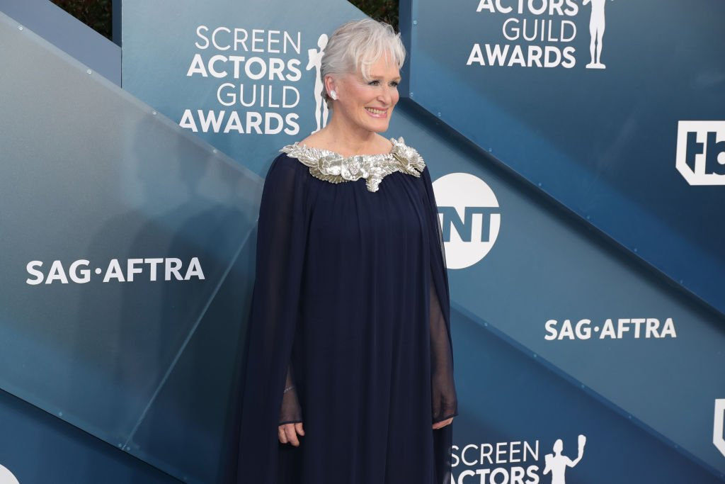Glenn Close attends 26th Annual Screen Actors Guild Awards at The Shrine Auditorium on January 19, 2020 | Photo: Getty Images