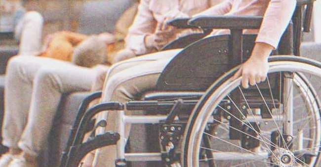 My daughter became wheelchair-bound and everything with the insurance company was a struggle. | Source: Shutterstock