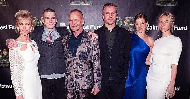 Sting of Rock Band The Police Is a Father of 6 Kids - Meet All of Them