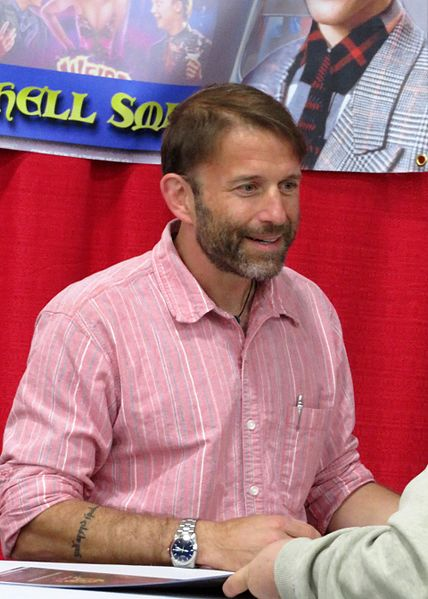 Ilan Mitchell Smith, 2017. | Source: Wikimedia Commons