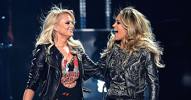 Miranda Lambert Shares Photos of Carrie Underwood and Why She Should Win 2019 CMA Entertainer of the Year