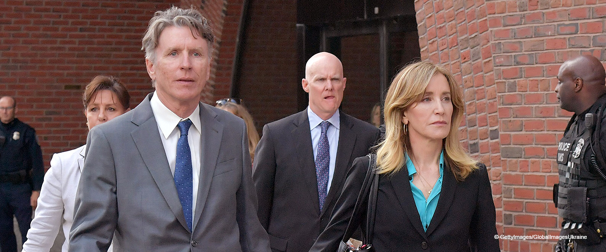 'Desperate Housewives' Star Felicity Huffman Pleads Guilty in College Cheating Case