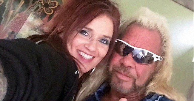 Duane 'Dog' Chapman's Daughter Lyssa  Goes on Twitter Rant after His Photo with Late Wife Beth's Assistant Moon Angell