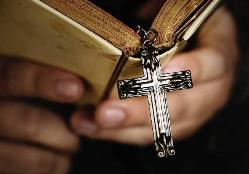 Crucifijo / Imagen tomada de: Pexels