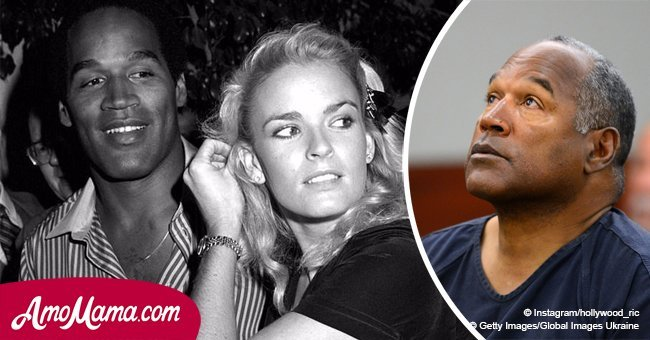 OJ. Simpson finally 'confesses' to murdering his wife Nicole Brown