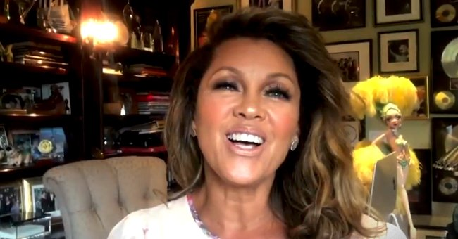 'Ugly Betty' Star Vanessa Williams Shows Beauty with Cool Makeup in a Stylish Jacket & Choker