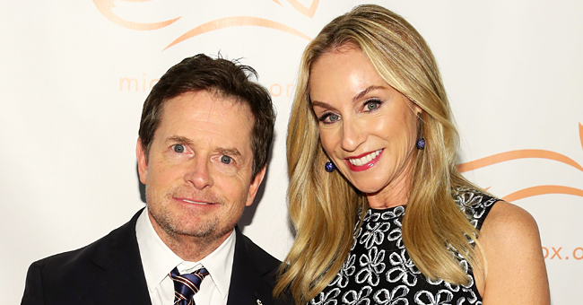 Michael J Fox's Daughters Look All Grown up in Colorful Outfits in Tracy Pollan's New Photo