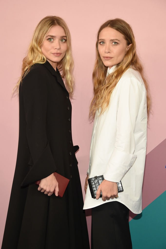 Ashley Olsen and Mary-Kate Olsen attend the 2017 CFDA Fashion Awards at Hammerstein Ballroom | Getty Images