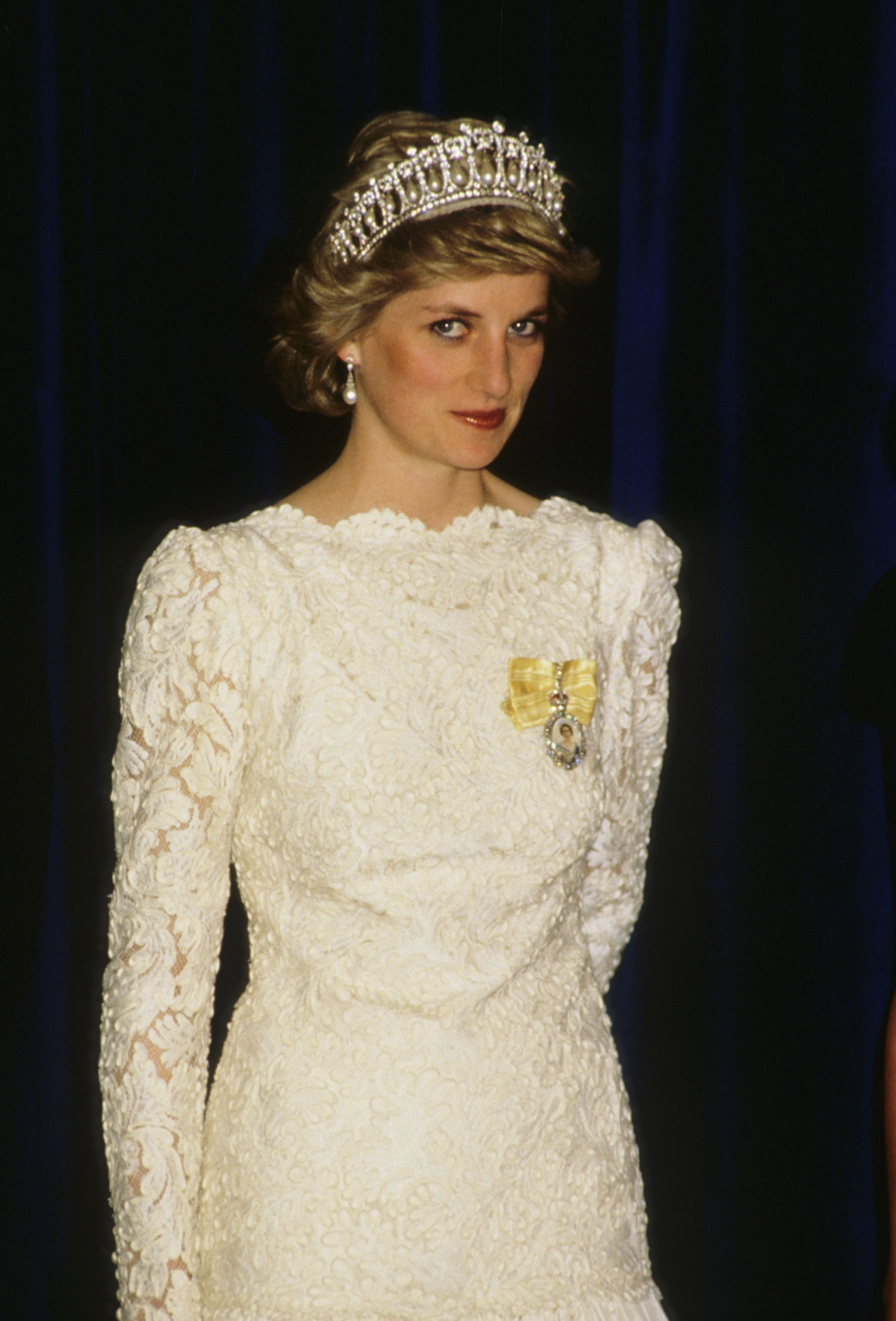 Princess Diana in Vancouver on May 3, 1986.   Source: Getty Images