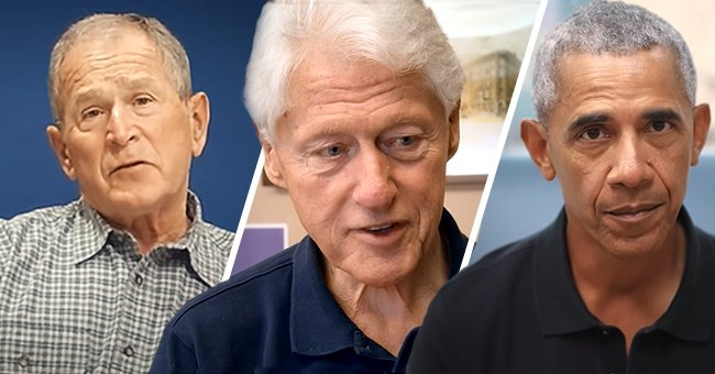 Jimmy Carter, Bill Clinton, George W Bush & Barack Obama Encourage People to Get COVID Vaccine