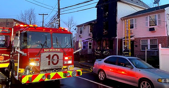Deadly Fire In a Newark Townhouse Kills a Young Boy & Injures 7 People, Including 3 Children