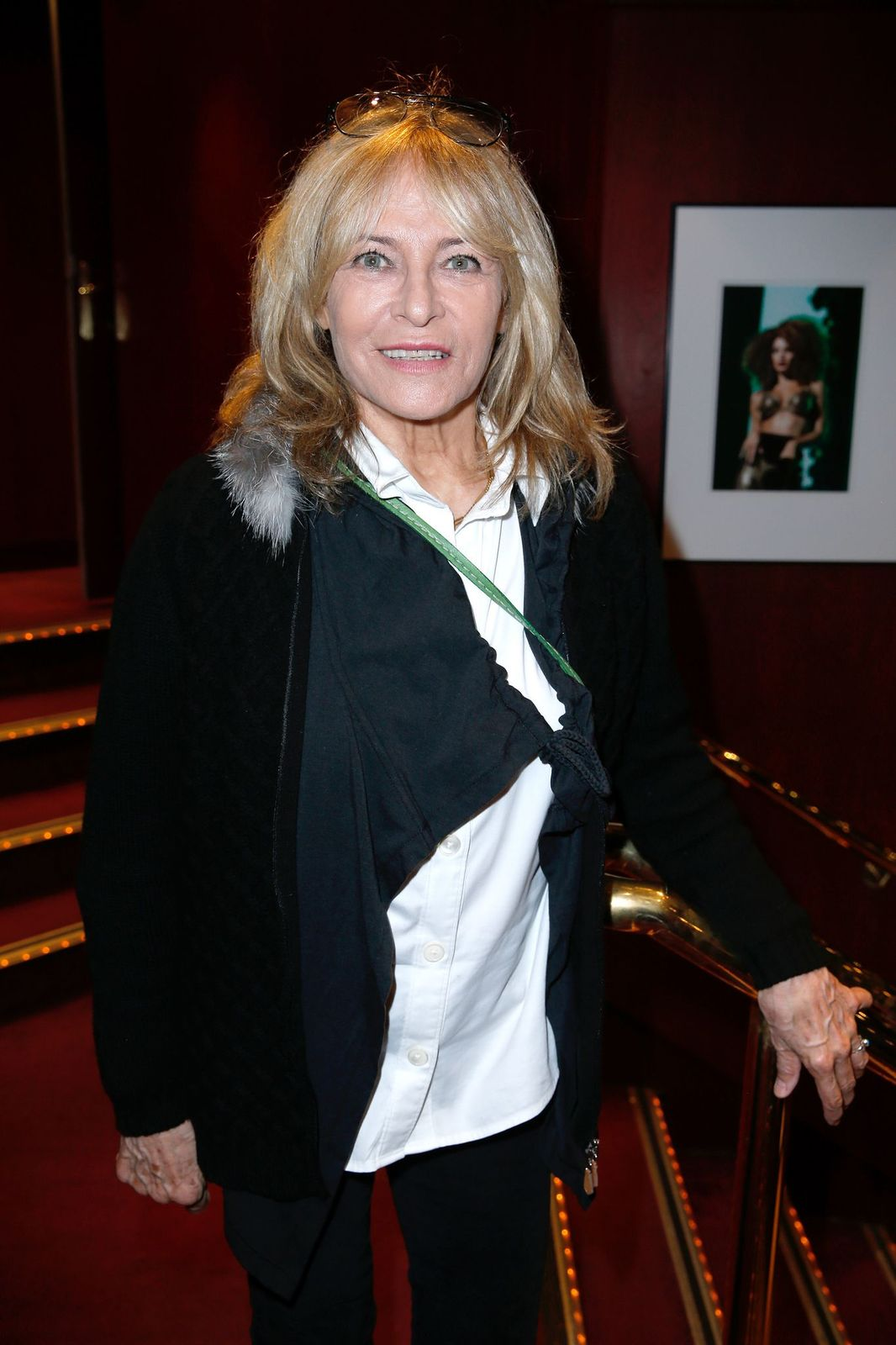 L'actrice Nathalie Delon | Photo : Getty Images