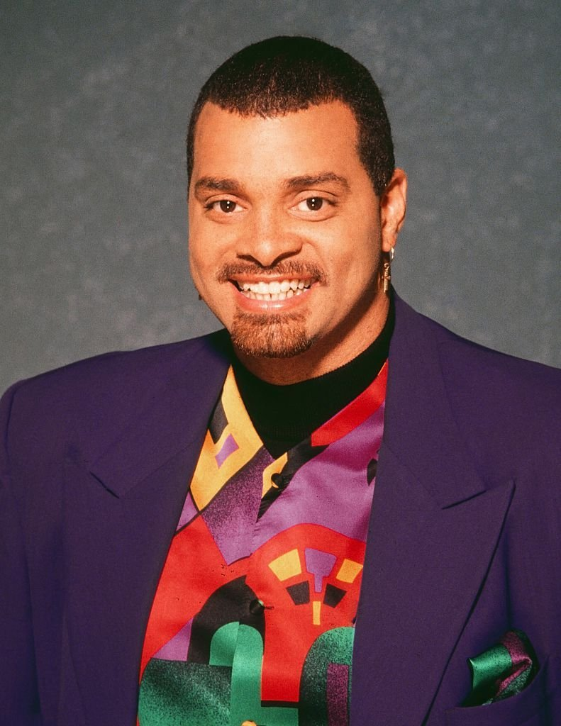 Sinbad poses for a portrait in 1993 in Los Angeles, California. | Source: Getty Images