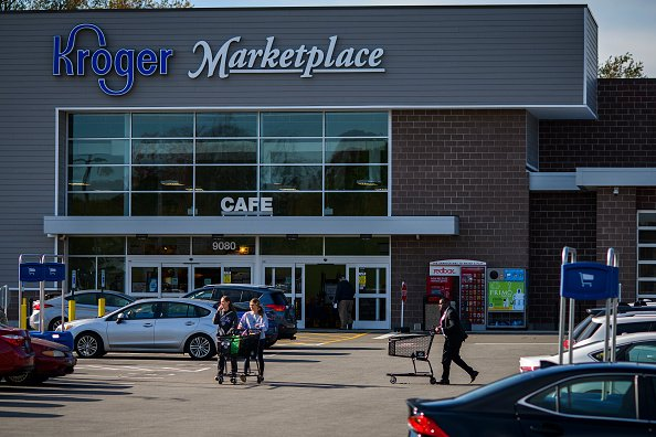 The Kroger Marketplace in Louisville, Kentucky, U.S. | Photo: Getty Images