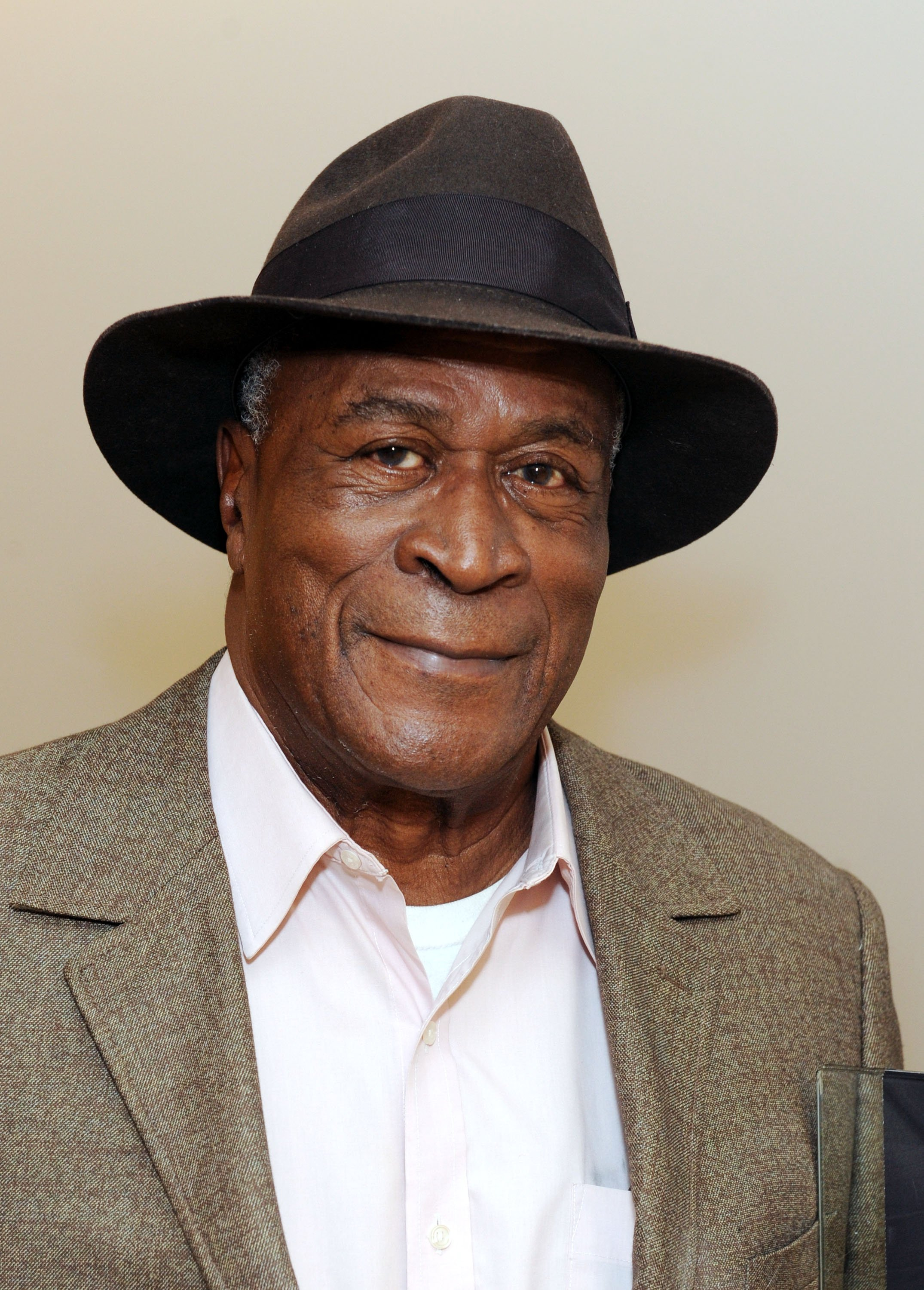 John Amos at the Althea screening and panel discussion on October 5, 2015 | Photo: Getty Images